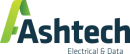 Ashtech showcase logo